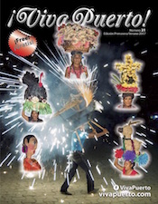 Viva Puerto Issue 21 cover