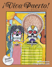 Viva Puerto Issue 24 cover