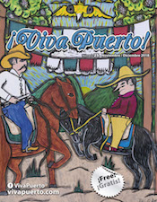 Viva Puerto Issue 25 cover