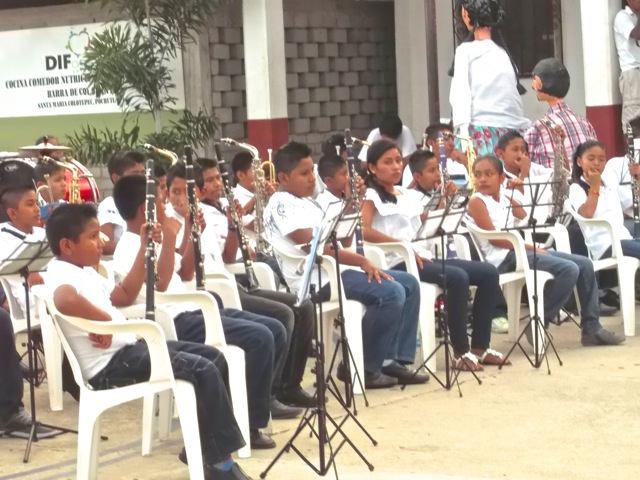 Evento, Barra de Colotepec